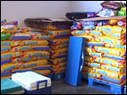 Food bank caters to needy pets