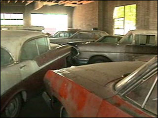 Urban legend about car collection proves true