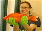 Huge goldfish discovered at Lake Tahoe