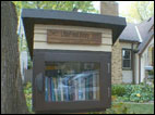Little Free Libraries are popping up all over Minneapolis