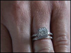 Homeless man returns lost ring