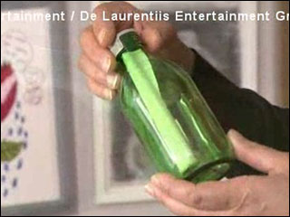 Message in bottle found from girl who died in 2010