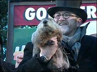 Punxsutawney Phil indicted for false informing?