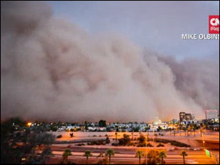 The science behind sandstorms