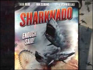 """Sharknado"" making waves"