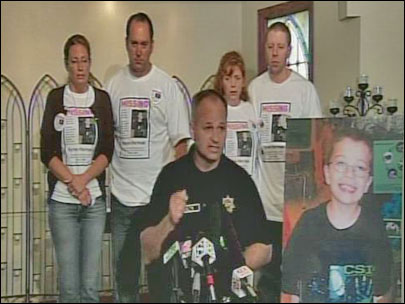&#39;Please help us bring Kyron home&#39;