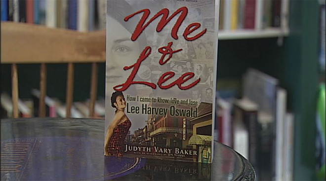 Lee Harvey Oswald's girlfriend on book tour