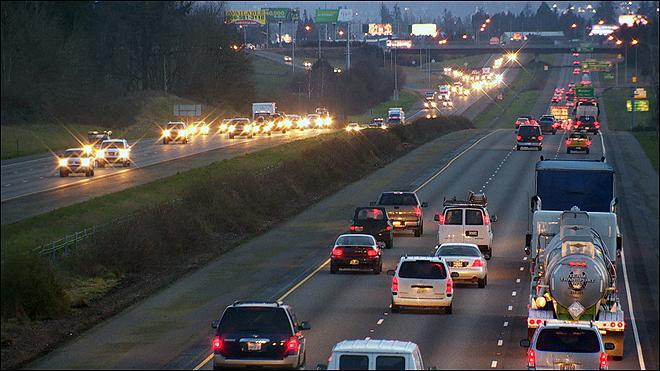 Bill takes aim at dreaded 'Slow Driver In The Left Lane' on I-5