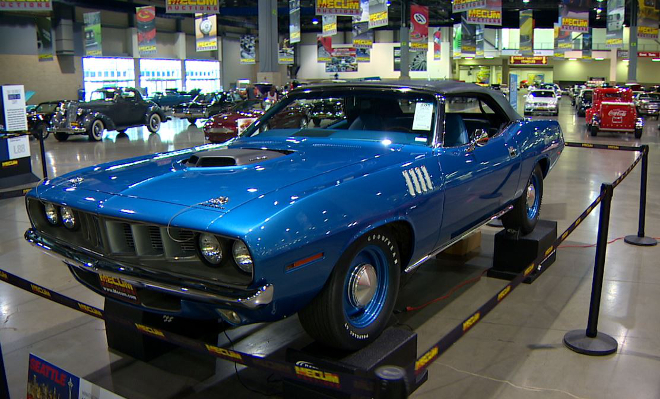 Million-dollar cars up for auction this weekend in Seattle