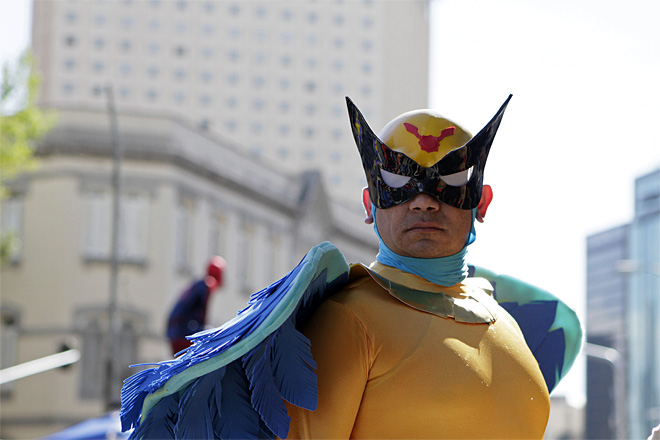 Mexico Cosplayers Photo Gallery