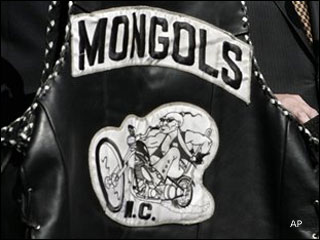 Feds bust motorcycle gang with Ore. ties