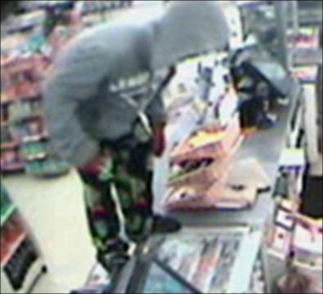 Police looking for armed robber in Teenage Mutant Ninja Turtles PJs