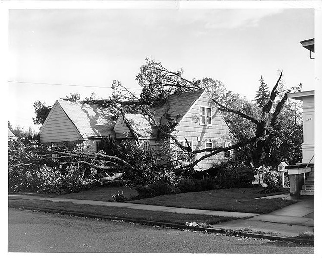 1962 Columbus Day Storm
