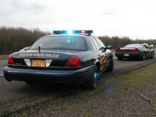 OSP: New Years DUII arrests up