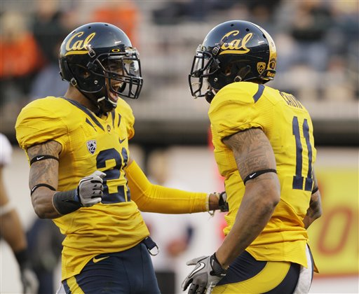 Cal WR Keenan Allen to declare for draft