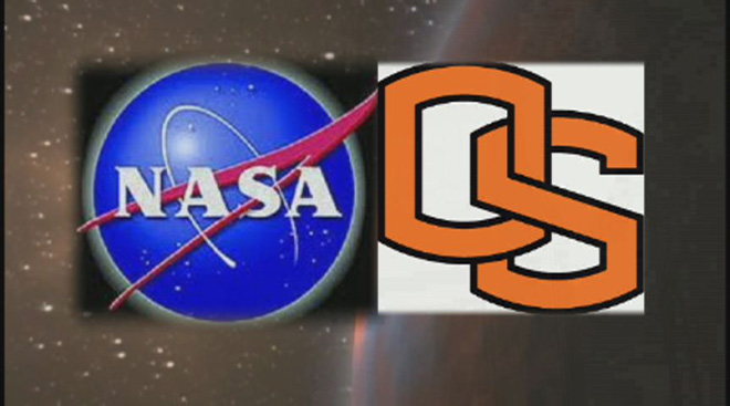 OSU and NASA team up