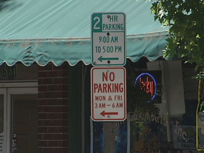 New parking plan in works for Springfield