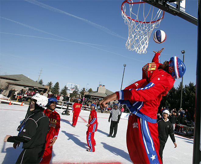 Globetrotters On Ice
