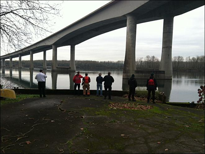 Kayaker's body discovered in Columbia River