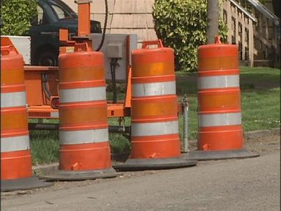 Expect delays, traffic as Eugene road construction begins