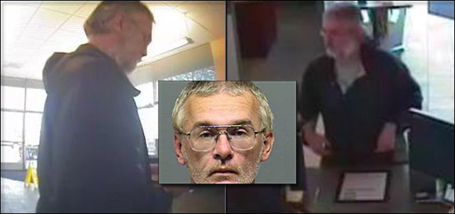Sheriff: Eugene bank robber is Milwaukie kidnapping suspect