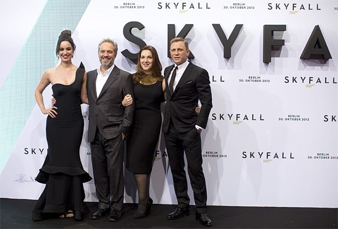 Germany Premiere Skyfall