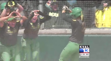 Ducks advance to the Super Regional