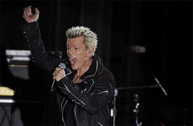 Billy Idol Birthday