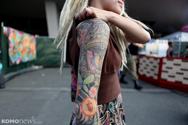 2012 Seattle Tattoo Expo
