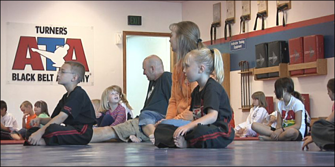 Self-defense course for kids: 'That is the key to safety'
