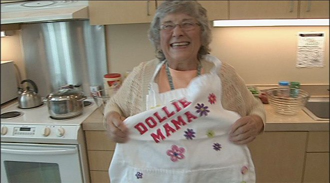 Dollie Mama hangs up her apron after 10 years cooking for folks in need