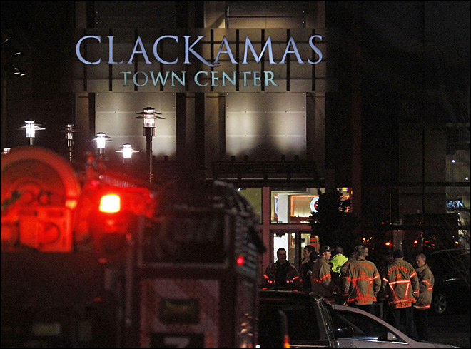 Police: Mall shooter used stolen rifle