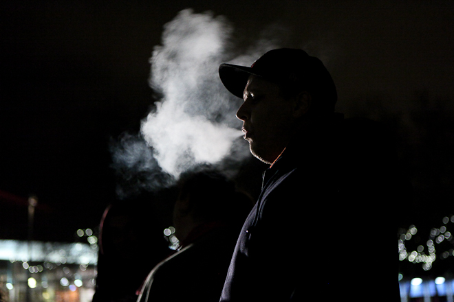 Will cigarette makers jump into pot market?