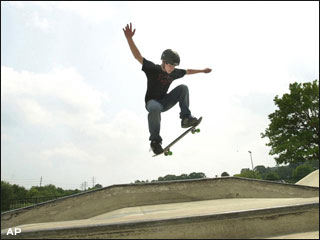 Skate park would go under bridge
