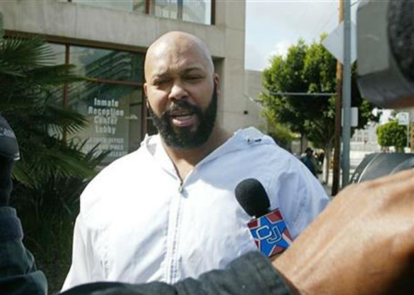 Rap mogul Suge Knight hurt in nightclub shooting