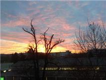 Sunset from Lillis