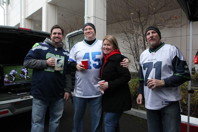 Tailgating Anonymous