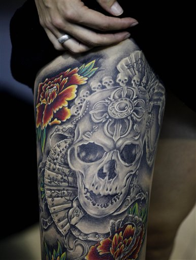 Mexico Tattoo Convention