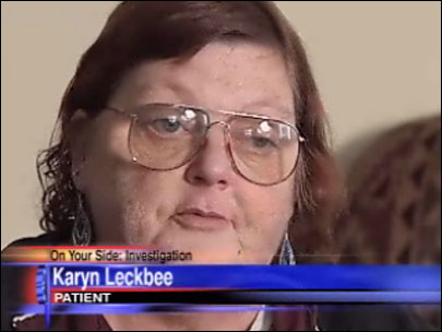 Oregon Health Plan Catch-22 leaves woman with no teeth