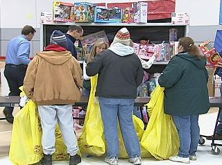 Toys For Tots kicks off