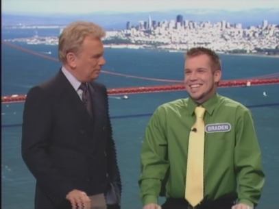 Springfield man wins big on 'Wheel of Fortune'