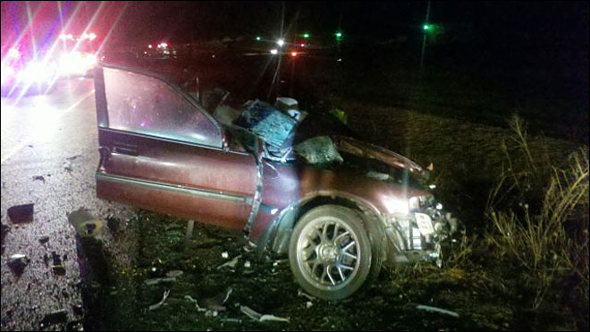 Man, 21, dies in head-on crash near Woodburn