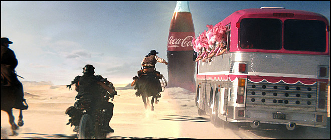 Coca-Cola-Super Bowl marketing